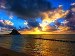 Сlipart Sunrise Beach Sea Dawn Sun photo  BillionPhotos