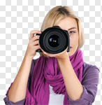 Сlipart Photographer Camera Photograph Women Photographing photo cut out BillionPhotos