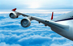 Сlipart Airplane Travel Sky Flying Cloud 3d  BillionPhotos