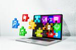 Сlipart Computer Software Internet Application Software Design Computer   BillionPhotos
