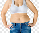 Сlipart fat overweight stomach white weight photo cut out BillionPhotos