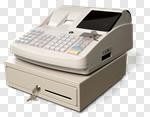 Сlipart Cash Register Coin Cash Box Wealth Checkout Counter photo cut out BillionPhotos