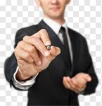 Сlipart business success mission concept goal photo cut out BillionPhotos
