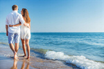 Сlipart beach honeymoon love young walk photo  BillionPhotos