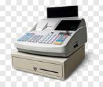 Сlipart Cash Register Register Wealth Checkout Counter White photo cut out BillionPhotos