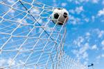 Сlipart Soccer Goal Soccer Ball Net Scoring photo  BillionPhotos