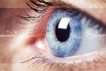 Сlipart cataract eye hologram sight blind   BillionPhotos