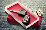 Сlipart Car Gift New Christmas Key   BillionPhotos