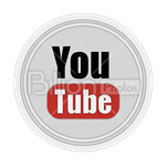 Сlipart youtube you tube Social Media like social button vector icon cut out BillionPhotos