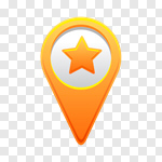Сlipart Map Geographical Locations marker map marker place vector cut out BillionPhotos