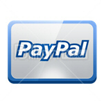 Сlipart credit card card bank card Paypal pay pal vector icon cut out BillionPhotos