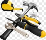 Сlipart Work Tool Plumber Construction Worker Repairing Drill photo cut out BillionPhotos