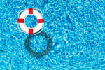 Сlipart pool water ring float yellow   BillionPhotos