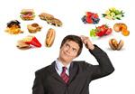 Сlipart food junk scale positive mind   BillionPhotos