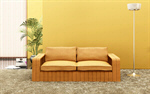 Сlipart Sofa Wall Green Domestic Room Vehicle Interior 3d  BillionPhotos