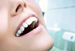 Сlipart tooth smile dentist white banner   BillionPhotos