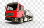 Сlipart Truck Semi-Truck Freight Transportation Trucking Shipping 3d cut out BillionPhotos