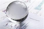 Сlipart global accounting ball concept crystal photo  BillionPhotos