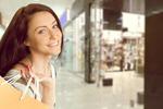 Сlipart Woman shopping shop customer fashion front   BillionPhotos