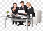 Сlipart Office Business Meeting Business Person Partnership photo cut out BillionPhotos