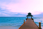 Сlipart blue sunset shadow sky beach photo free BillionPhotos