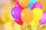 Сlipart Balloon Birthday Party Celebration Pink   BillionPhotos