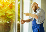 Сlipart windows installation worker window home craftsman technician photo  BillionPhotos