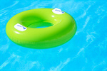 Сlipart Swimming Pool Toy Floating On Water Float Inner Tube photo  BillionPhotos