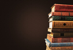 Сlipart books old stacked stack cover   BillionPhotos