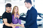 Сlipart Car Dealership Car Salesperson Buying Finance Insurance   BillionPhotos