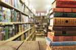 Сlipart old books stacked stack cover shelf   BillionPhotos