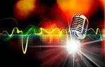 Сlipart music musical radio show retro   BillionPhotos