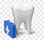 Сlipart Dental Hygiene Human Teeth Symbol Service Three-dimensional Shape 3d cut out BillionPhotos