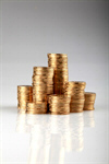 Сlipart Coin Currency Gold Stack Wealth photo  BillionPhotos
