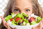 Сlipart Healthy Eating Eating Food Salad Women photo cut out BillionPhotos