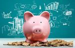 Сlipart Piggy Bank Currency Savings Coin Finance   BillionPhotos