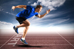 Сlipart runner run sprinter sports man   BillionPhotos