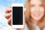 Сlipart hand phone holding cell smart screen   BillionPhotos