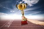 Сlipart Trophy Award Winning Human Hand Success   BillionPhotos