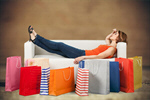 Сlipart Tired of Shopping Shopping Women Bag Tired   BillionPhotos