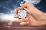 Сlipart Stopwatch Time Watch Human Hand Minute Hand   BillionPhotos