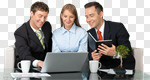 Сlipart Business Meeting Office Computer Business Person photo cut out BillionPhotos