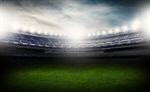 Сlipart stadium soccer night light background vector  BillionPhotos