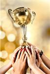 Сlipart Academy Awards Award Trophy Human Hand Success   BillionPhotos