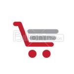 Сlipart cart basket trolley order market vector icon cut out BillionPhotos