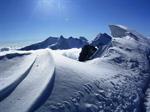 Сlipart Snow Mountain Ski Winter Landscape photo  BillionPhotos
