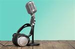 Сlipart sport broadcasting broadcast commentator radio   BillionPhotos