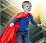 Сlipart kid child superhero hero playing   BillionPhotos