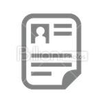 Сlipart card id media user friend vector icon cut out BillionPhotos