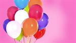 Сlipart balloons pink retro birthday hipster   BillionPhotos